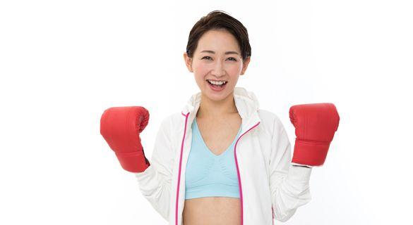 イオナフィットネスボクシングスタジオ特徴|ストレス発散!心もリフレッシュ!