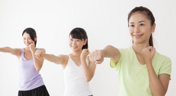 イオナフィットネスボクシングスタジオ特徴|女性や初心者に安心のトレーニングノウハウの確立