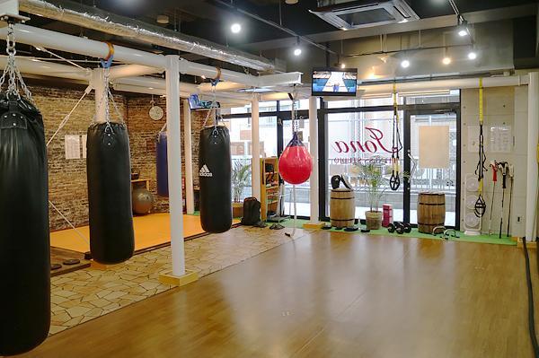 イオナフィットネスボクシングスタジオ